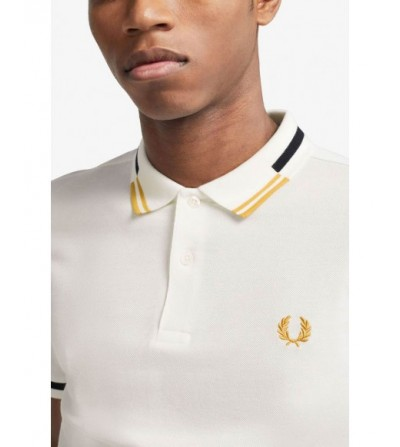 Polo Fred Perry gold
